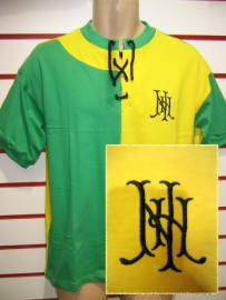 MANCHESTER UNITED NEWTON HEATH REPLICA RETRO SHIRT